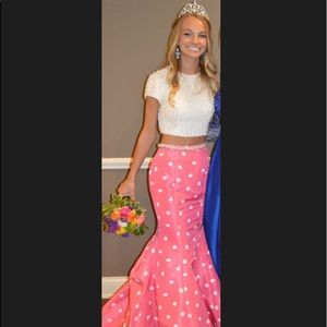 Beautiful Sherri Hill Prom Dress